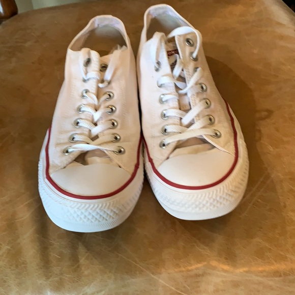 Converse all-star low top unisex size 12M 14W